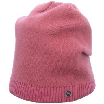 Comma Hüte, Mützen & Co. pink