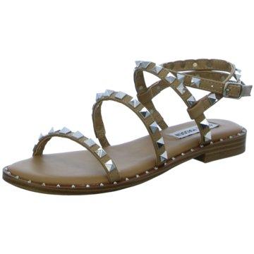 Steve Madden Top Trends Sandaletten braun