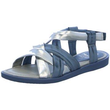 Marila Colours Sandalette blau