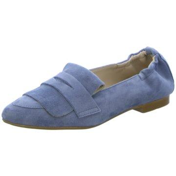 Lusar Top Trends Slipper blau