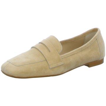 Lusar Klassischer Slipper beige