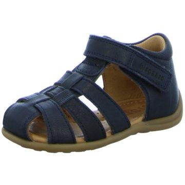 Bisgaard Sandale blau
