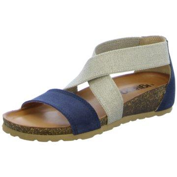 Igi&Co Sandale blau
