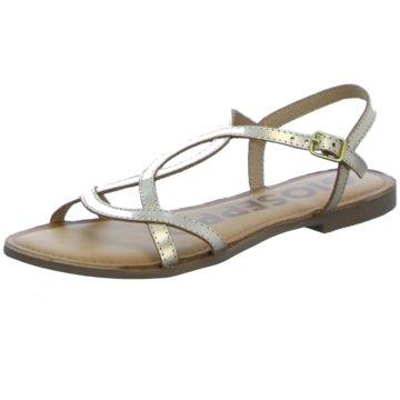 Gioseppo Sandale gold
