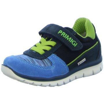 Primigi Sportlicher Schnürschuh blau