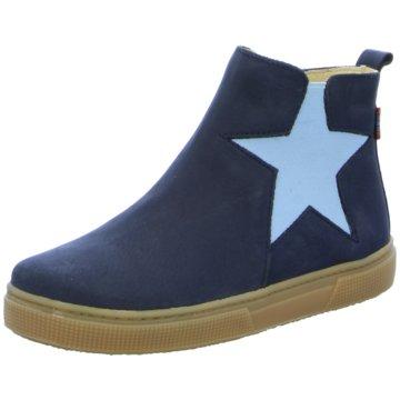 KOEL Halbhoher Stiefel blau