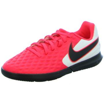 Nike Hallen-SohleNike Jr. Tiempo Legend 8 Club IC - AT5882-606 rot