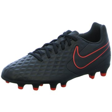 Nike Stollen-SohleNike Tiempo Legend 8 Club MG Multi-Ground Soccer Cleat - AT6107-060 schwarz