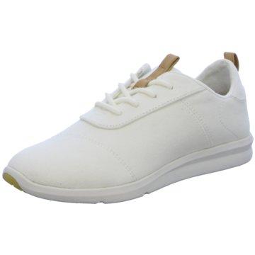 TOMS Sneaker Low weiß
