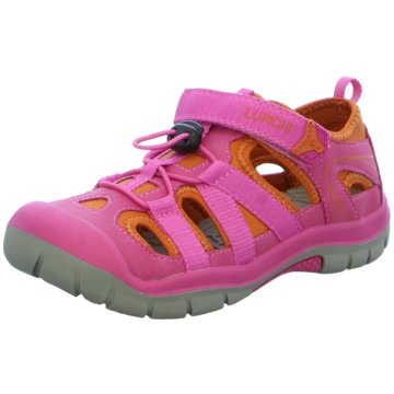 Lurchi Trekkingsandale pink