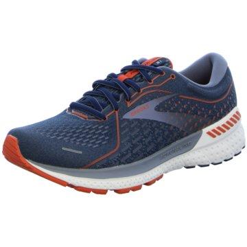 Brooks RunningADRENALINE GTS 21 - 1103491B452 blau