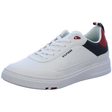 Tommy Hilfiger Sneaker LowModern Cupsole Leather weiß