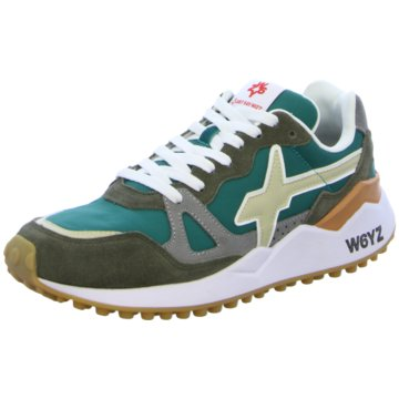 W6YZ Sneaker Low grün
