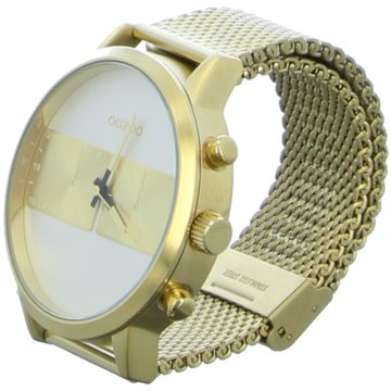OOZOO Uhren gold
