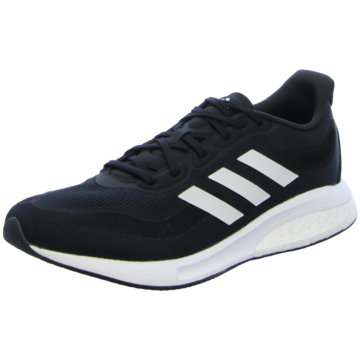 adidas Sneaker LowSupernova schwarz