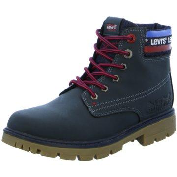 Levi's® Halbhoher Stiefel blau