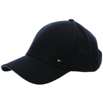 Tommy Hilfiger Hüte, Mützen & Caps schwarz