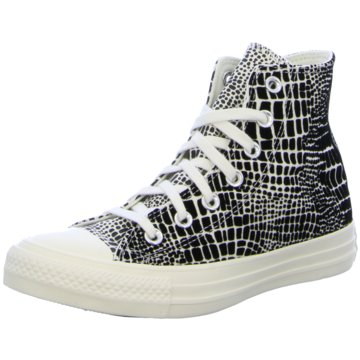 Converse Sneaker HighDigital Daze Chuck Taylor High Top schwarz
