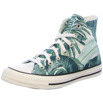 Converse Sneaker High grün