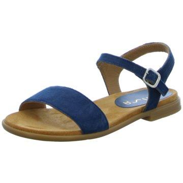Unisa Sandale blau