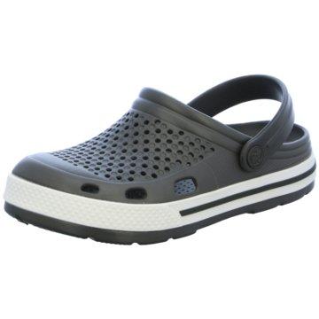 Coqui Offene Schuhe grau