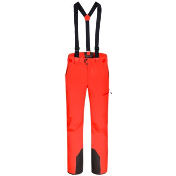 JACK WOLFSKIN OutdoorhosenGREAT SNOW PANTS M - 1113461-2096 rot