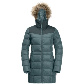 JACK WOLFSKIN WinterjackenBAFFIN ISLAND COAT - 1203332-1159 blau