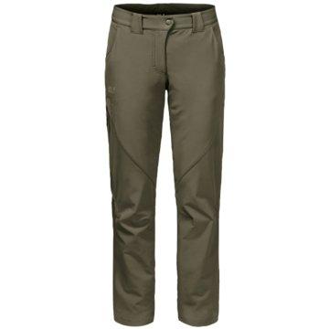 JACK WOLFSKIN OutdoorhosenCHILLY TRACK XT PANTS WOMEN - 1502371-4690 grau