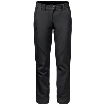 JACK WOLFSKIN OutdoorhosenCHILLY TRACK XT PANTS WOMEN - 1502371-6000 schwarz
