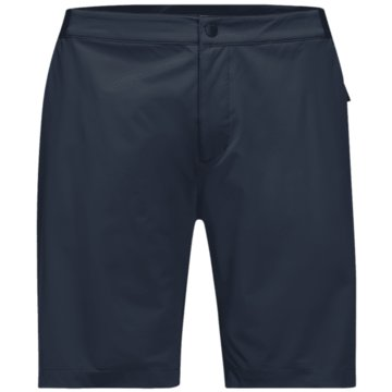 JACK WOLFSKIN kurze SporthosenJWP SHORTS M - 1505971 blau