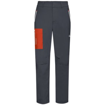 JACK WOLFSKIN OutdoorhosenOVERLAND PANTS M - 1506121 grau