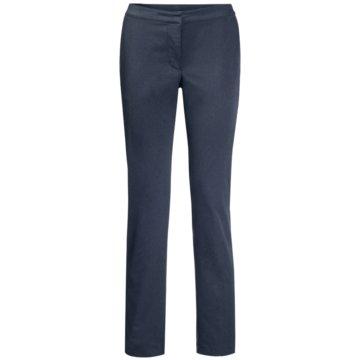 JACK WOLFSKIN OutdoorhosenJWP WINTER PANTS W - 1506201-1010 blau