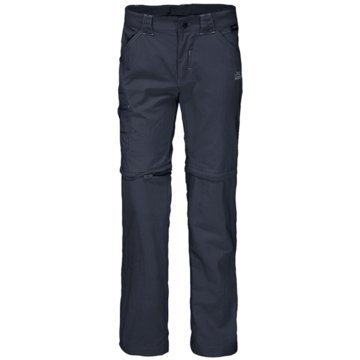 JACK WOLFSKIN OutdoorhosenSAFARI ZIP OFF PANTS K - 1605871 blau
