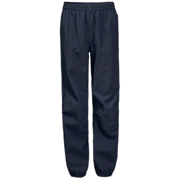 JACK WOLFSKIN OutdoorhosenRAINY DAYS PANTS KIDS - 1607761-1910 blau