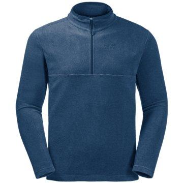 JACK WOLFSKIN PulloverARCO MEN - 1701483 blau