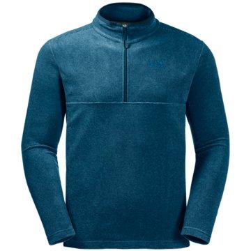 JACK WOLFSKIN PulloverARCO MEN - 1701483-8163 blau