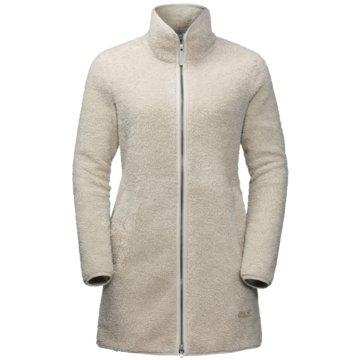 JACK WOLFSKIN WinterjackenHIGH CLOUD COAT W - 1708721-6260 grau