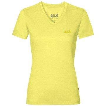 JACK WOLFSKIN T-ShirtsCROSSTRAIL T WOMEN - 1801692 -