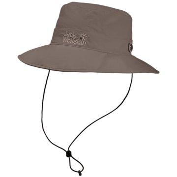 JACK WOLFSKIN HüteSUPPLEX MESH HAT - 1902042 braun