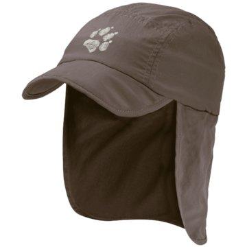 JACK WOLFSKIN CapsSUPPLEX CANYON CAP KIDS - 1905901 -