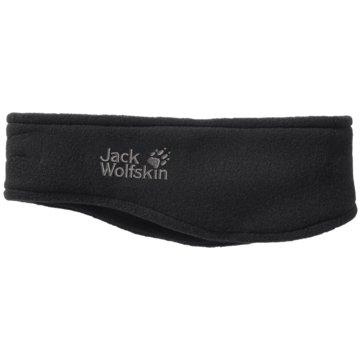 JACK WOLFSKIN StirnbänderVERTIGO HEADBAND - 1906031-6001 schwarz