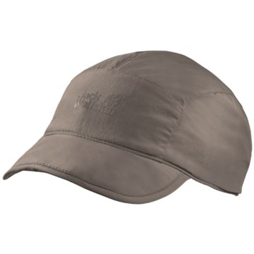 JACK WOLFSKIN CapsSUPPLEX ROAD TRIP CAP - 1906781 braun