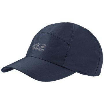 JACK WOLFSKIN CapsTEXAPORE ECOSPHERE BASE CAP - 1908361 blau