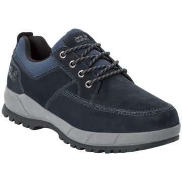 JACK WOLFSKIN Outdoor SchuhJACKSON LOW M - 4043211-1194 blau