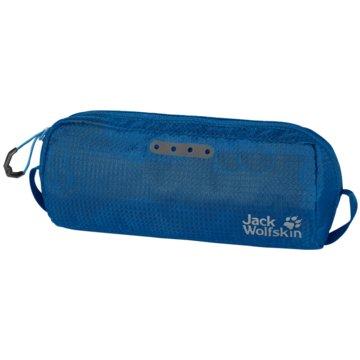 JACK WOLFSKIN KulturbeutelWASHBAG AIR - 8006881-1062 blau
