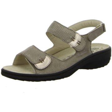 Mobils Komfort Sandale beige