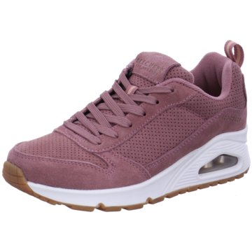 Skechers Sneaker LowUno - Two for the Show lila