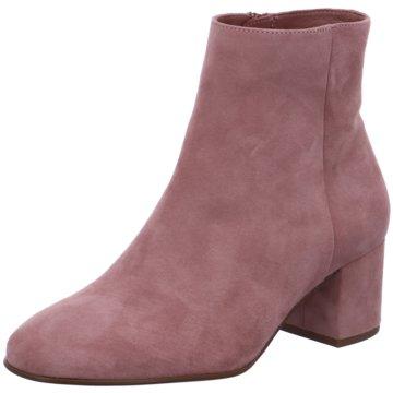 Högl Stiefelette rosa
