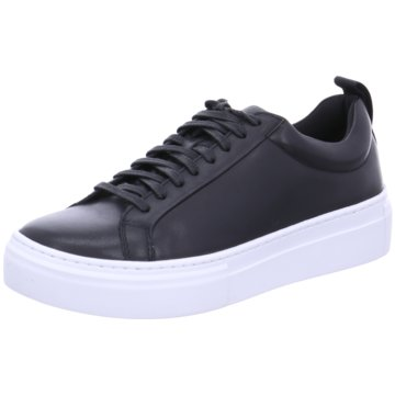 Vagabond Sneaker LowZoe Platform schwarz