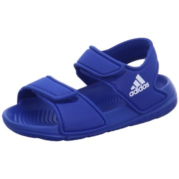 adidas Sandale schwarz